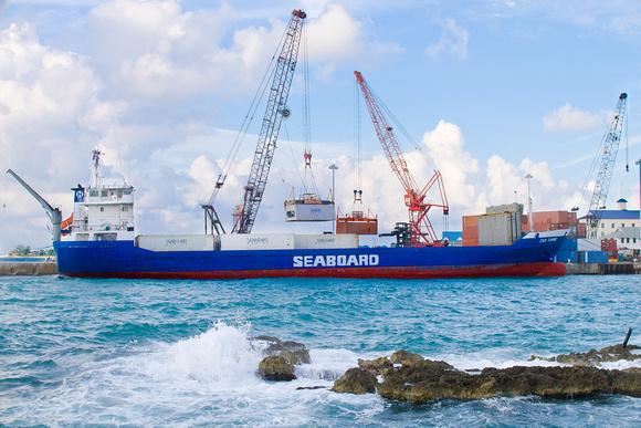 Seaboard loading