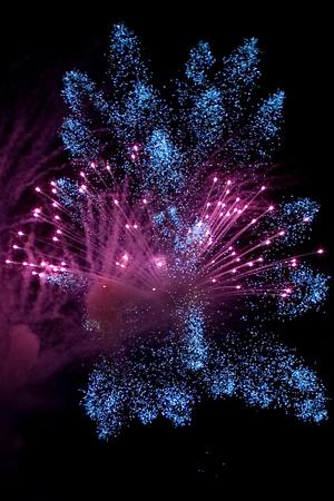 2008 Pirates Week Fireworks