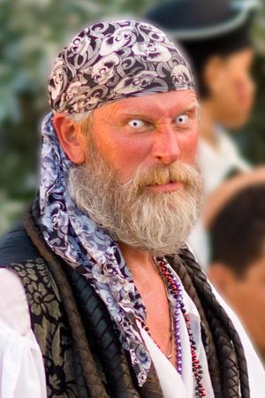Mr. Pirate